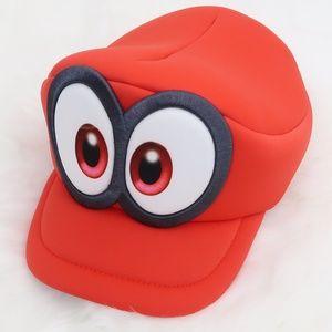 Official Super Mario Odyssey Cappy Replica Cosplay Hat Cap Fancy Dress